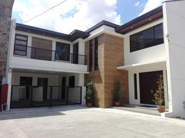 W/ Private Pool House & Lot For Rent In Friendship Angeles City Near CLARK - 1