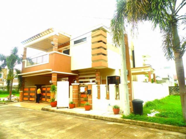 Fully Furnished 5 Bedroom House In Angeles City - 9