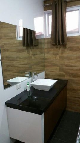 3 Bedroom Semi Furnished Brand New Modern House and lot for Rent in Telabastagan - 1