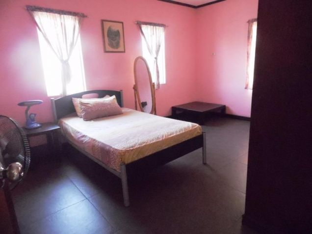 Bedroom Furnished House and Lot for Rent in High End Subdivision - 8