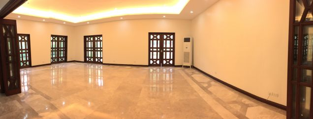 South Forbes Village, Four (4) Bedroom House for Rent in Makati, LA: 2500 sqm, FA: 1000 sqm - 6