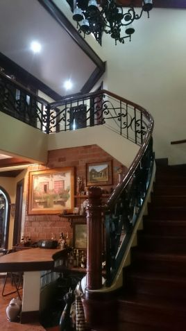 Ayala Alabang Furnished House For Rent - 5