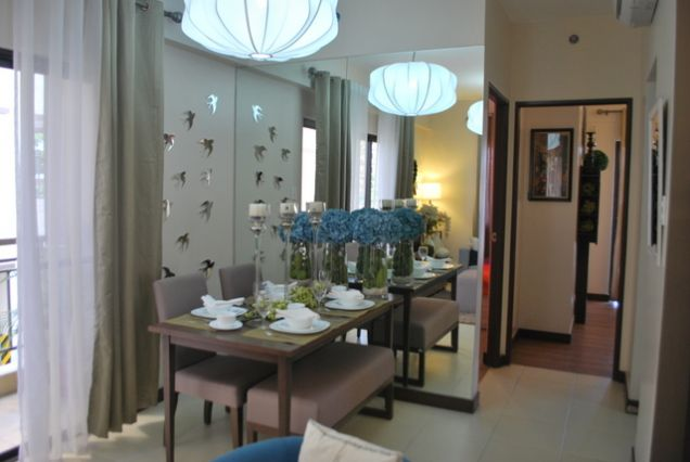 Ready for occupancy brand new condo in Lumiere Pasig near Capitol Common - 0