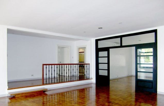 3 Bedroom Stylish House and Lot for Rent/Lease in Dasmarinas Village Makati(All Direct Listings) - 1