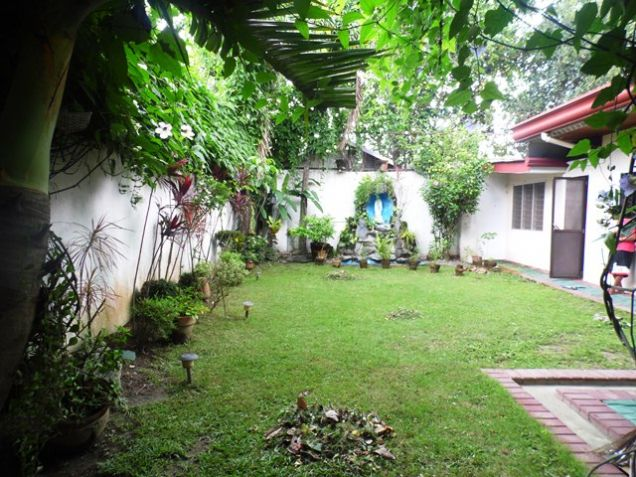 Bungalow House with 4 Bedrooms For Rent - 35K - 9