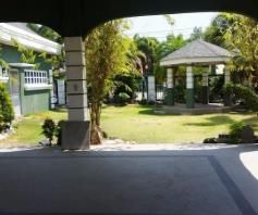 6Bedroom W/Private Swimmingpool Huge House & Lot For RENT In Angeles City - 5
