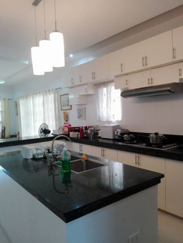 2-Storey 4Bedroom Modern House & Lot For RENT In Pulu Amsic Subd.,Angeles City - 2