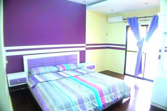 Affordable Furnished Townhouse For Rent In Angeles City - 6