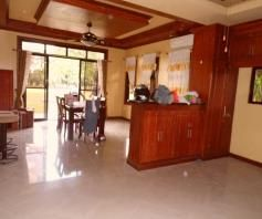 Fully Furnished 4 Bedrooms House for Rent Located at Angeles Sport Club - 7