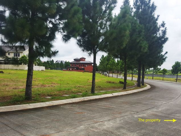 Lot for sale, 360 sqm, Portofino South, Daang Reyna Road - 1