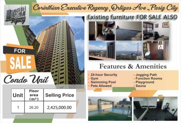 Foreclosed Condominium Unit in Ortigas Avenue Pasig City - 5