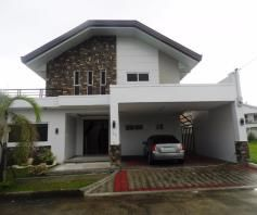 House and lot with Lap pool FOR RENT @110K - 0