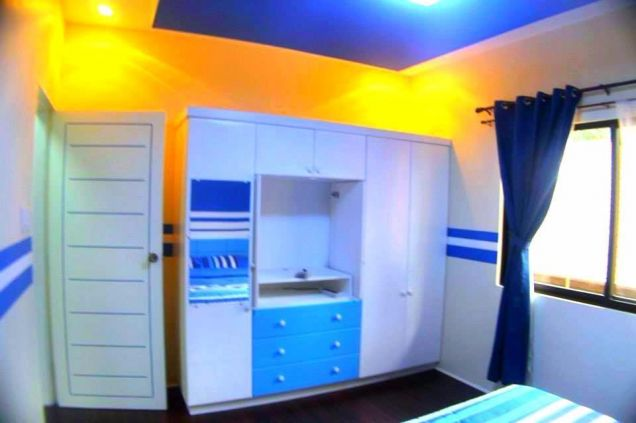Affordable Furnished Townhouse For Rent In Angeles City - 4