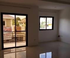 For Rent Unfurnished Four Bedroom House In Angeles City - 1
