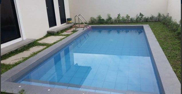 Modern House with swimming pool in Friendship for rent - 70K - 0