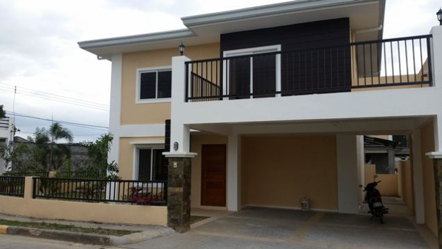Newly Built House with Modern Design for rent in Hensonville -@P45K - 3