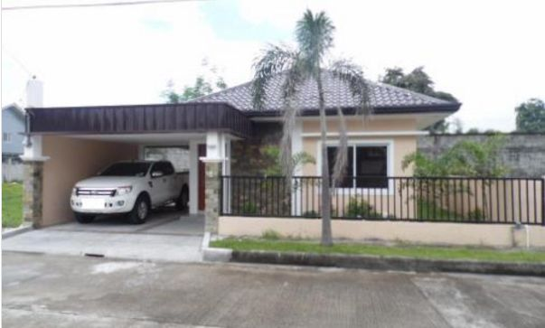 Bungalow House and lot for rent Near SM Clark for only 30k - 0