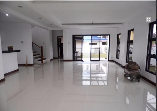 Modern 2 Storey House with swimming pool for rent - 75K - 6