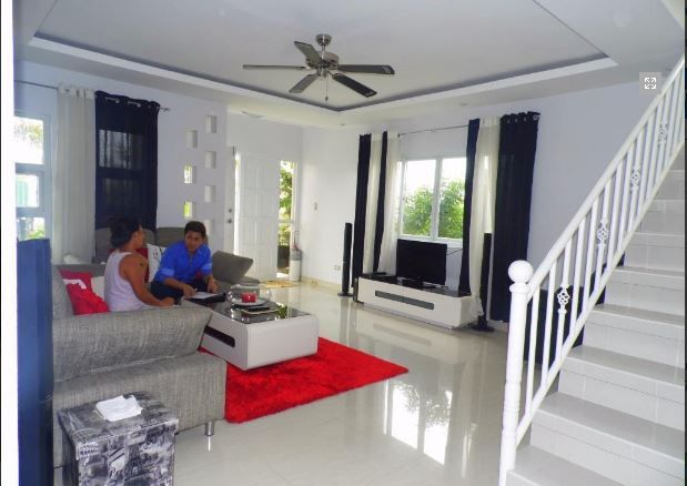 For Rent Furnished House and lot inside a secured Subdivision - 3