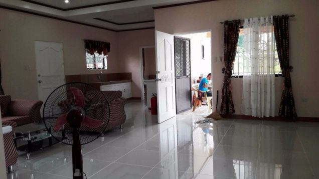 333 Lot Area House And Lot For RENT In Friendship Angeles City Near Clark - 0
