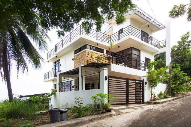 Modern 5 Bedroom House for Rent in Cebu City Pardo - 0