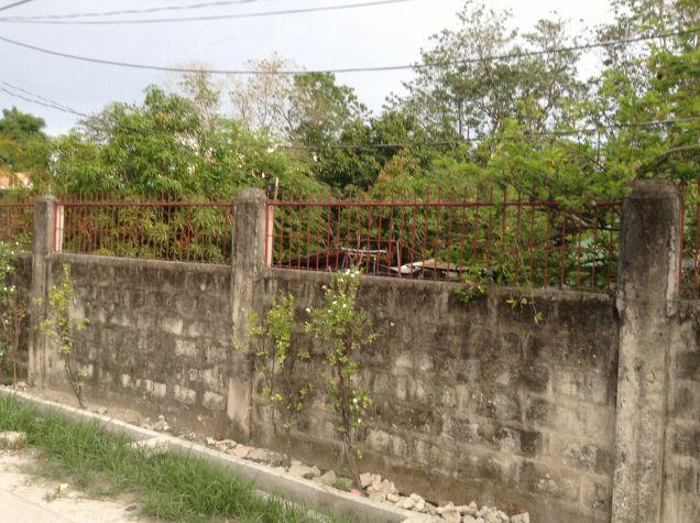 Dau Mabalacat Pampanga Vacant Lots for Sale 720 Sq mtrs. - 1