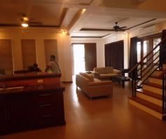 Fully Furnished House and lot with 4 Bedrooms for rent - P65K - 4
