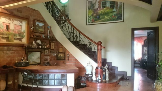 Ayala Alabang Furnished House For Rent - 2