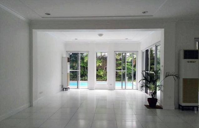 4 Bedroom Luxury House for Rent in Dasmarinas Village, Makati City(All Direct Listings) - 1