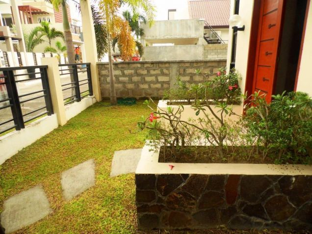 3 Bedroom Furnished House and Lot for Rent in Amsic - 1
