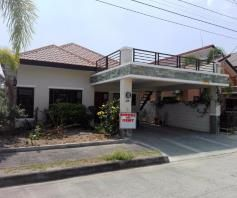 House & Lot for RENT in Hensonville Angeles City - 0