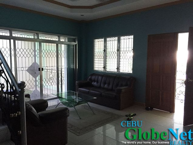House and Lot, 4 Bedrooms for Rent in Silver Hills, Cebu - 1