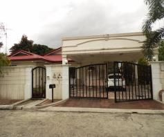 700Sqm House & Lot for RENT in Angeles City - 0