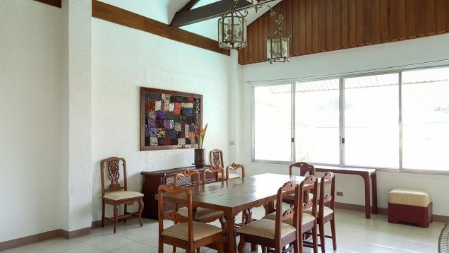 4 Bedroom House for Rent with Swimming Pool in Cebu City Banilad - 3