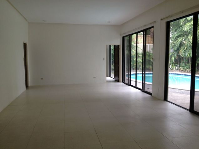 House for Rent in Forbes Park, Makati City - 3