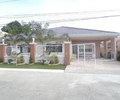 3BR Bungalow house for rent for 50K - 9