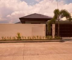 This 3 bedroom Semi - furnished house is located in a safe and secured subdivision - 6