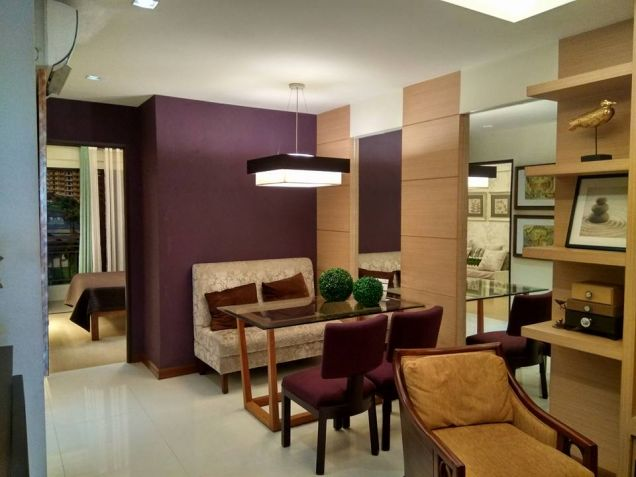 2 Bedroom End Unit Cypress Towers in Taguig near Acacia Estates, BGC, Mckinley - 7