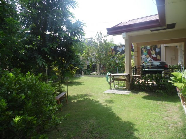 House and Lot for Rent in Friendship Angeles City Near Clark - 8