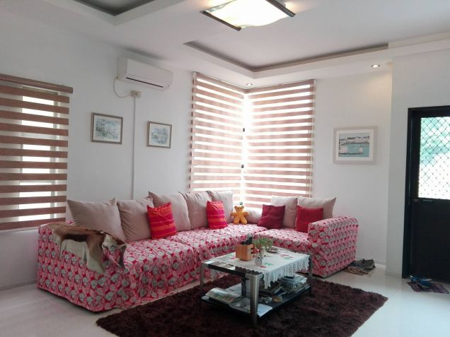 4 Bedroom House And Lot For Rent At Angeles City Near Clark - 6