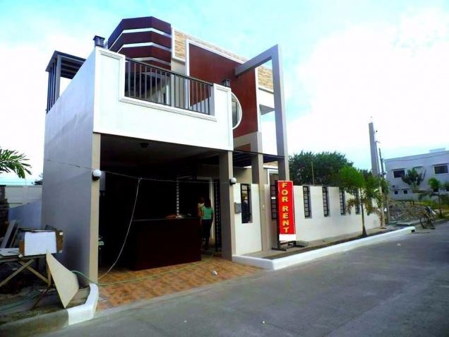 For Rent Furnished 3 Bedroom House In Angeles City - 3