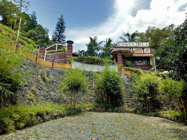 Overlooking Taal lot 3000 sqm in Laurel Batangas near Tagaytay - 1