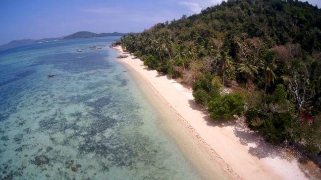 Unique Pristine Tropical Paradise For Sale Near Coron - 0