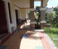 3 Bedroom House near Marquee Mall for rent - 40K - 1