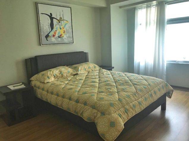 FULLY FURNISHED 2 Bedroom Condo Unit w Parking Lot, Two Serendra, BGC FOR SALE - 2
