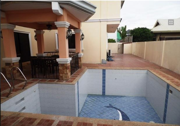Think Big! HOUSE & LOT with 7 bedrooms & pool FOR RENT ! @180k - 8