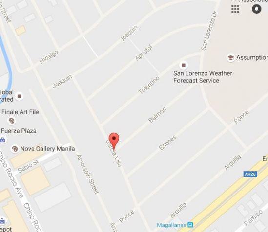 3 bedroom House and Lot fo Rent in San Lorenzo Village, Makati, Code: COJ-HL - BLMOLN - 0