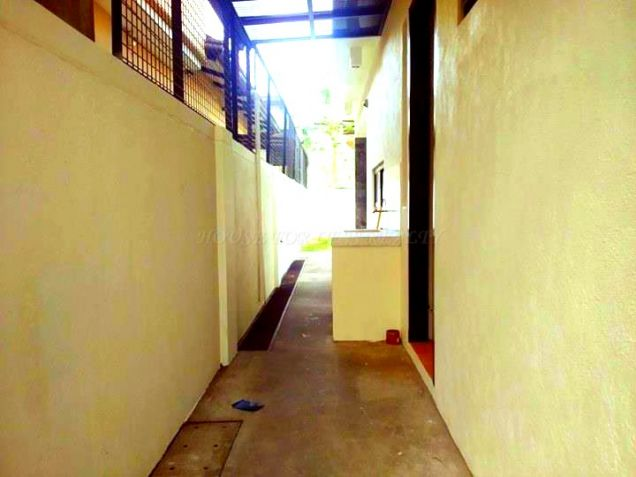 Unfurnished House With Back Garden For Rent In Angeles City - 1