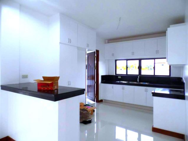 Three Bedroom House With Pool For Rent In Pampanga - 1