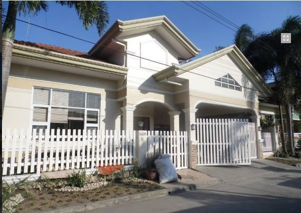 3 Bedroom Furnished Bungalow House For Rent In Angeles City - 5